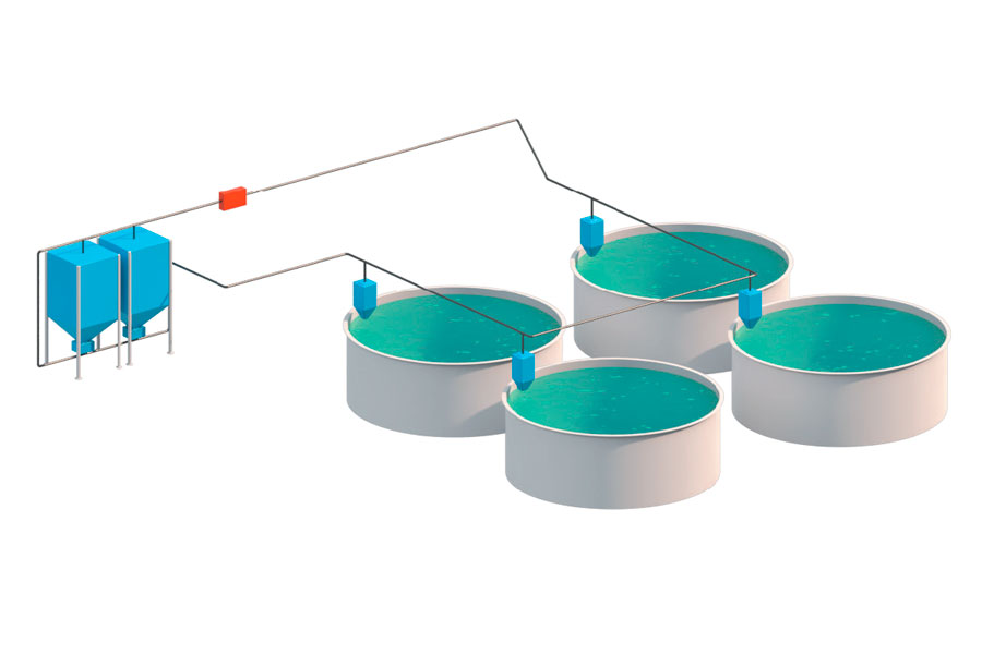 Our RAS System – Billund Aquaculture